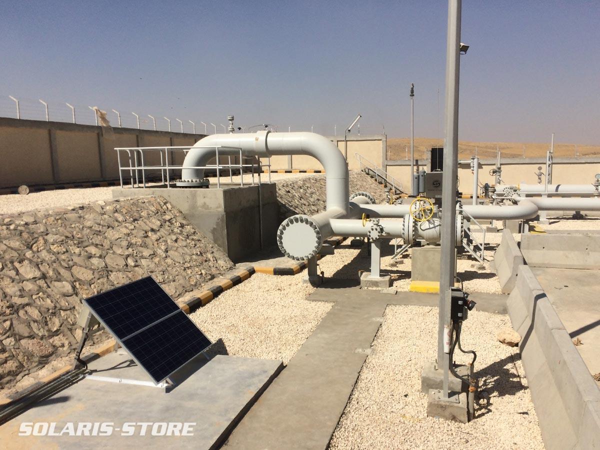 Générateur solaire de secours en cas de coupure de courant