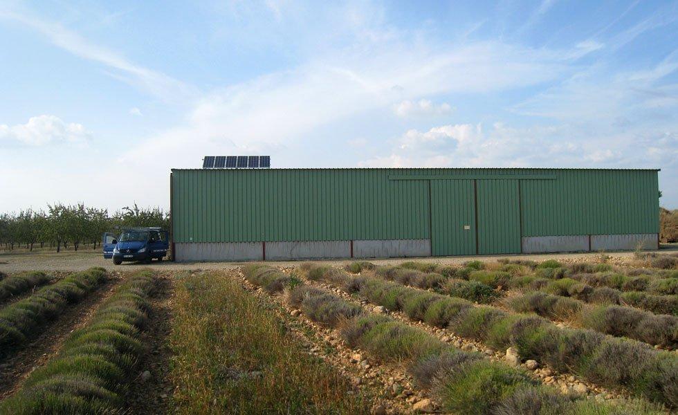Installation solaire autonome pour système vidéo à Manosque (04, Alpes-de-Haute-Provence)