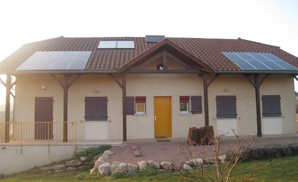 <p>Chauffe eau solaire WAGNER</p>