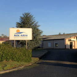 Nouvelle adresse de Solaris à Saint andré de Corcy