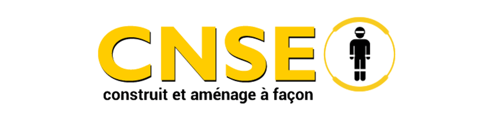 logo CNSE amenagement véhicule, toilette mobile