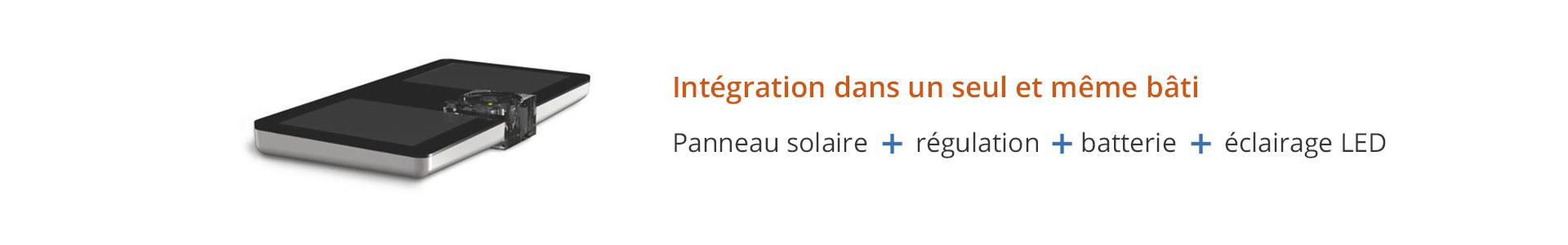 fonctionnement plot solaire pour balisage autonome
