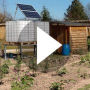 Tutoriel vidéo : kit pompe solaire immergée 9325 Shurflo